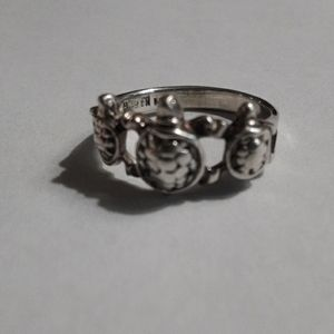 💍Turtle. 925 sterling silver ring💍